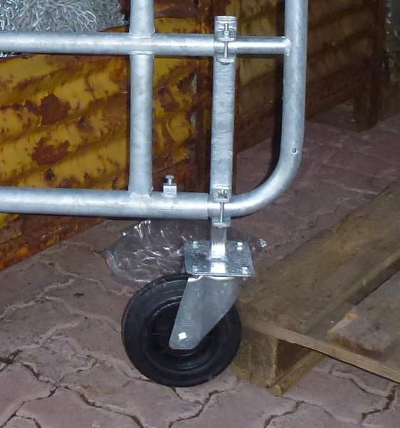 Laufrad für ausziebare Weidetore WTAC