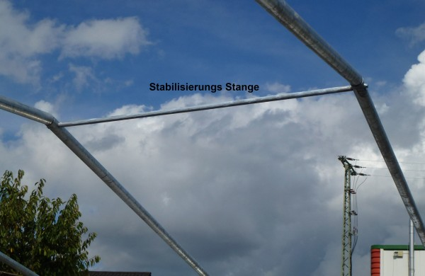 Ersatz Dach Stablisierungsstange K&K Weideunterstand
