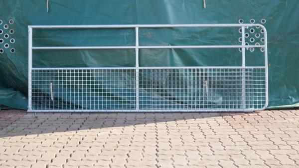 WTAC 120-160 Weidetor mit Gitter, ausziehbar, Höhe 110 cm